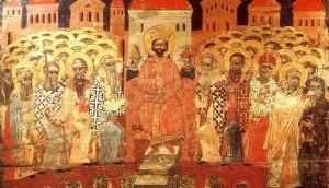 Az I. Egyetemes Zsinat Atyáinak Vasárnapjára