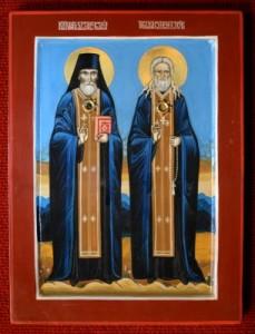 Kárpáti Szent Alekszij és Uglyai Szent Jób