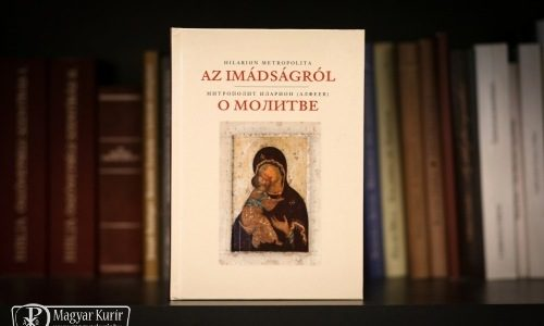 Hilarion metropolita: Az imádságról