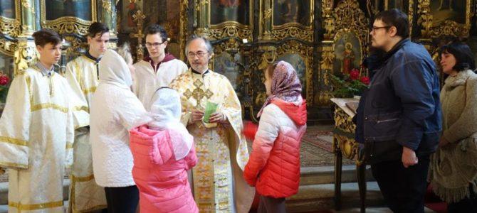 Nyikolaj Kim protoierej atya szolgálata a miskolci Szentháromság templomban