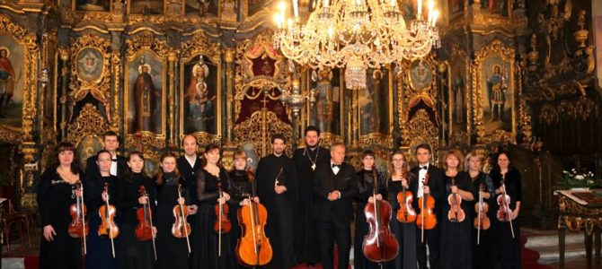 Egyházzenei koncert a Szentháromság Orthodox Templomban