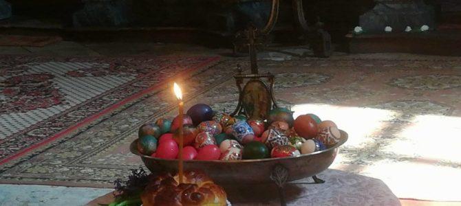 Húsvét vasárnapi ételszentelés